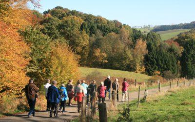 Philosophische Runde bei wunderbarem Herbstwetter
