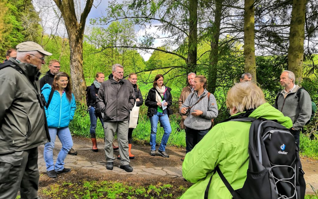 Die Natur- und Umweltschutzakademie NRW bittet ins Naafbachtal
