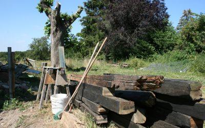 Arbeitseinsätze Fischerhof – Helfer herzlich willkommen