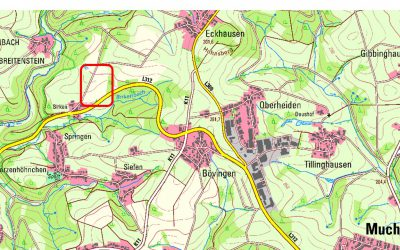 Informationen zur geplanten Erddeponie bei Much-Birken